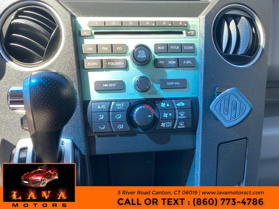Used Honda Pilot 4WD 4dr LX 2010 | Lava Motors. Canton, Connecticut