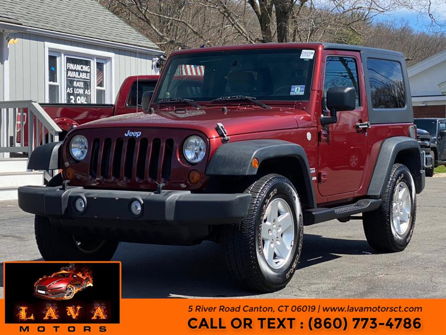 Used 2010 Jeep Wrangler in Canton, Connecticut | Lava Motors. Canton, Connecticut