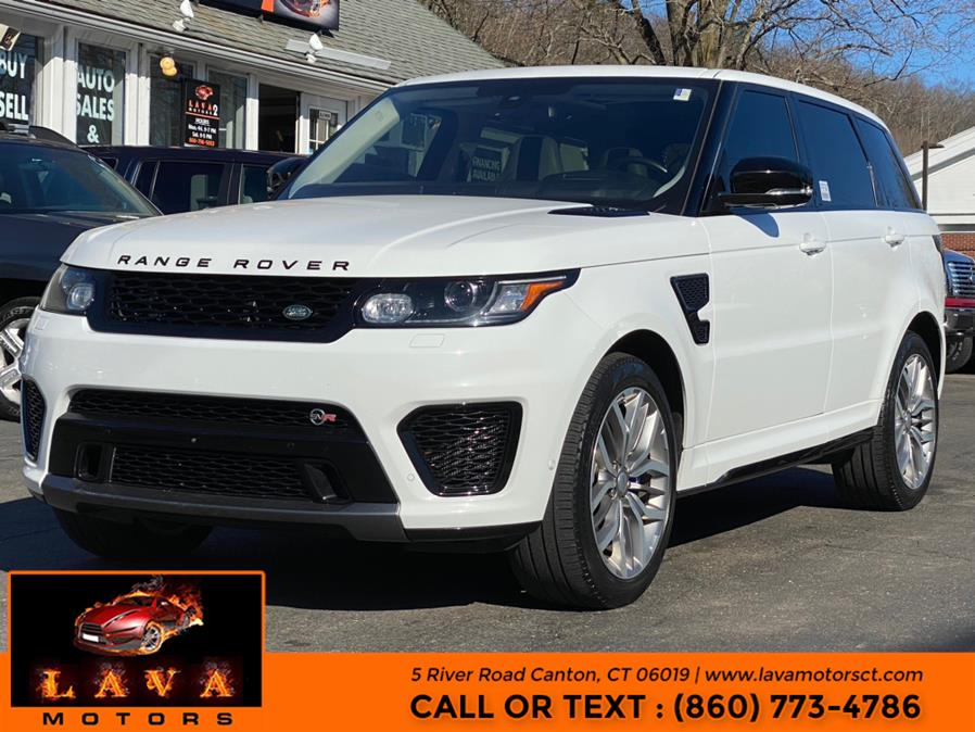 Used 2016 Land Rover Range Rover Sport in Canton, Connecticut | Lava Motors. Canton, Connecticut