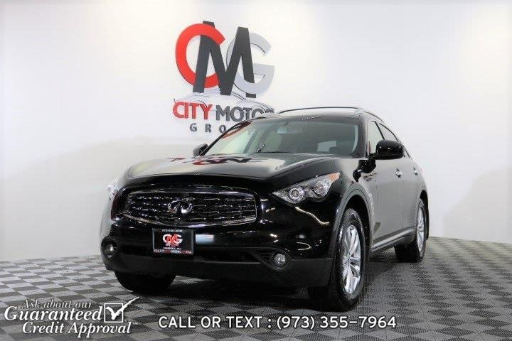 Used 2009 Infiniti Fx35 in Haskell, New Jersey | City Motor Group Inc.. Haskell, New Jersey