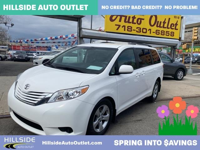 Used Toyota Sienna LE 2016 | Hillside Auto Outlet. Jamaica, New York