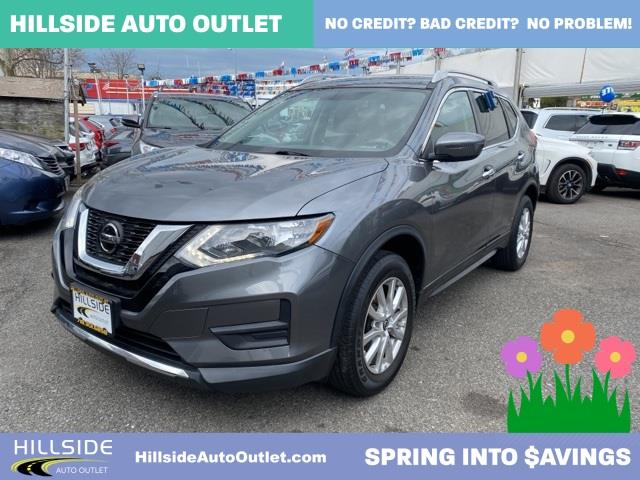 Used Nissan Rogue SV 2018 | Hillside Auto Outlet. Jamaica, New York
