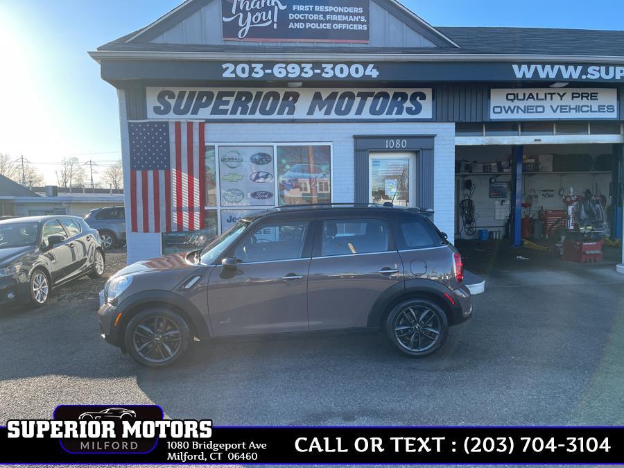 Used 2014 MINI COUNTRYMAN Cooper Countryman in Milford, Connecticut | Superior Motors LLC. Milford, Connecticut