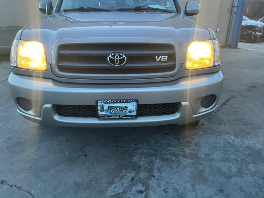 Used Toyota Sequoia 4dr SR5 4WD (SE) 2002 | Brooklyn Auto Mall LLC. Brooklyn, New York