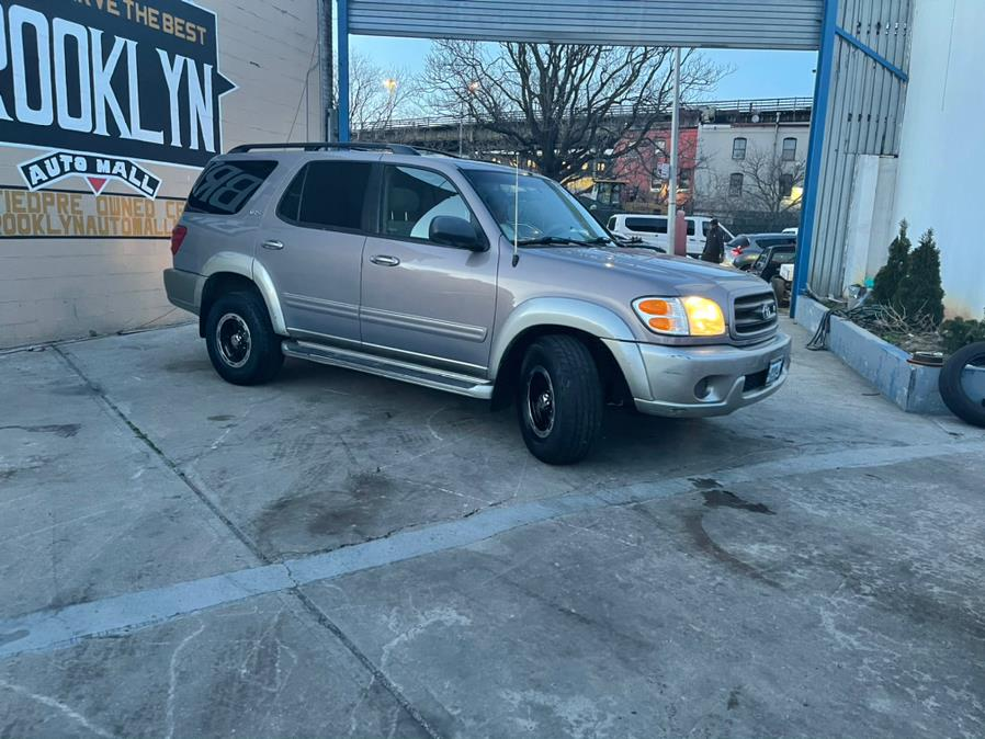 Used 2002 Toyota Sequoia in Brooklyn, New York | Brooklyn Auto Mall LLC. Brooklyn, New York
