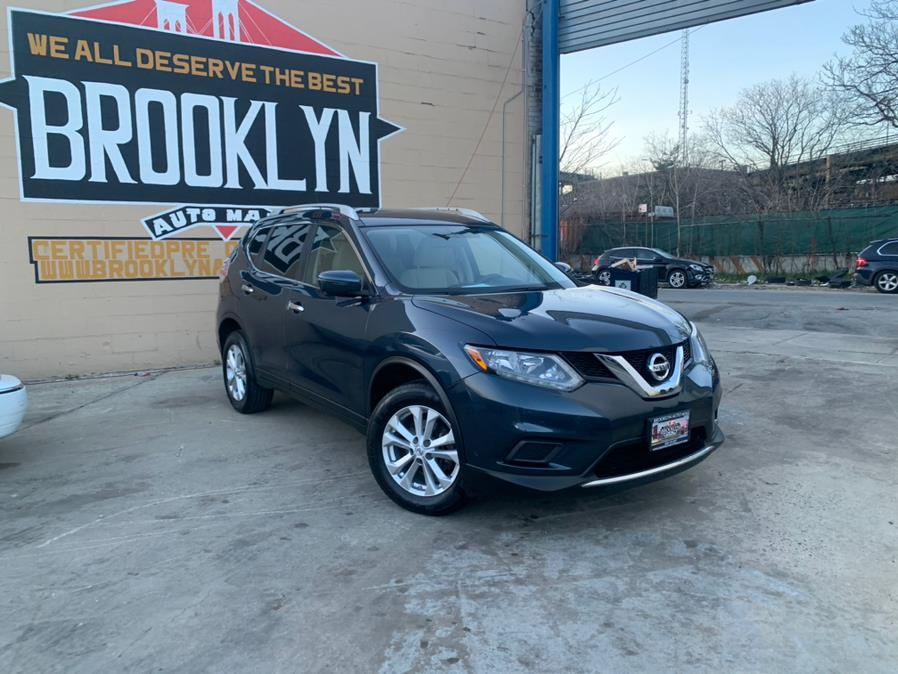 Used 2016 Nissan Rogue in Brooklyn, New York | Brooklyn Auto Mall LLC. Brooklyn, New York