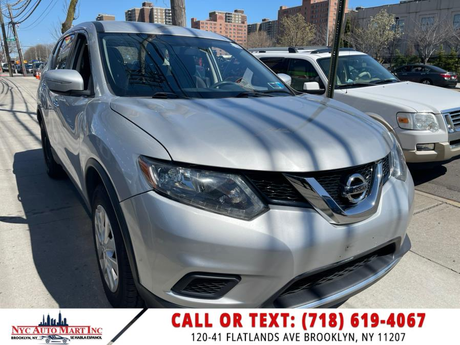 Used 2015 Nissan Rogue in Brooklyn, New York | NYC Automart Inc. Brooklyn, New York