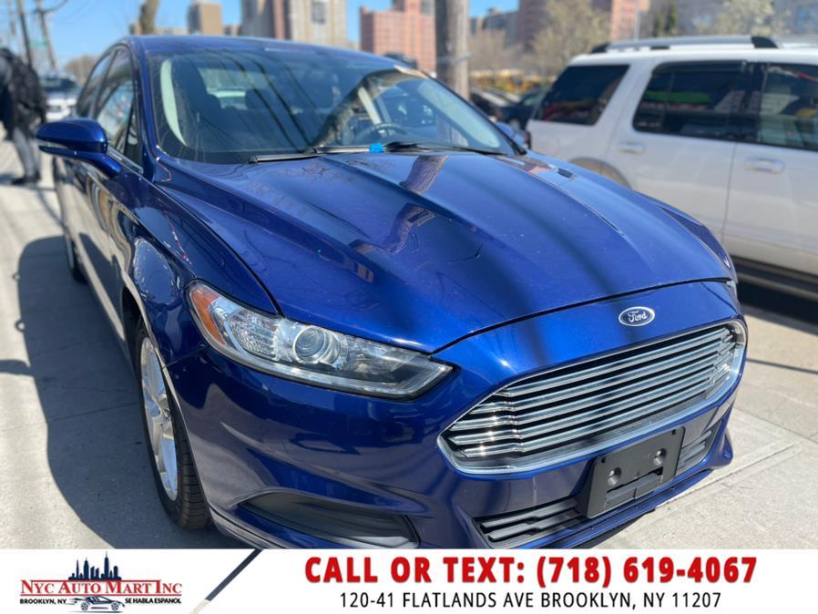 Used 2015 Ford Fusion in Brooklyn, New York   NYC Automart Inc. Brooklyn, New York