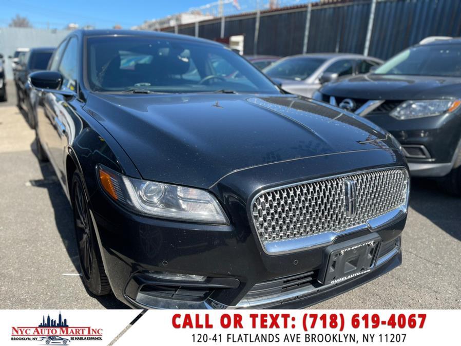 Used 2018 Lincoln Continental in Brooklyn, New York | NYC Automart Inc. Brooklyn, New York