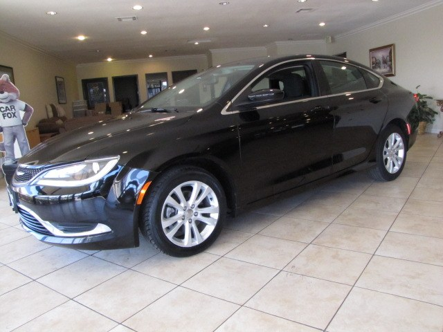 Used Chrysler 200 4dr Sdn Limited FWD 2015 | Auto Network Group Inc. Placentia, California