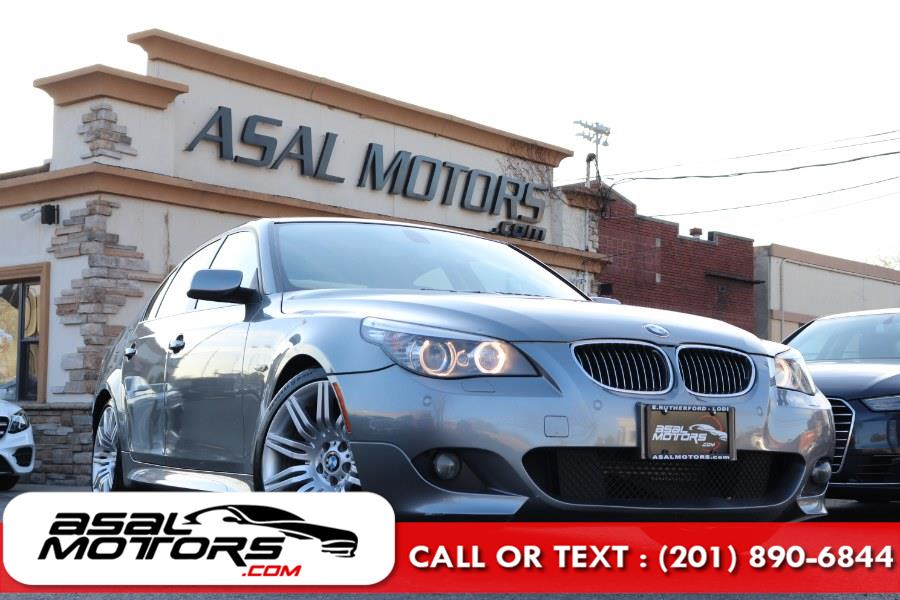 Used 2008 BMW 5 Series in East Rutherford, New Jersey | Asal Motors. East Rutherford, New Jersey