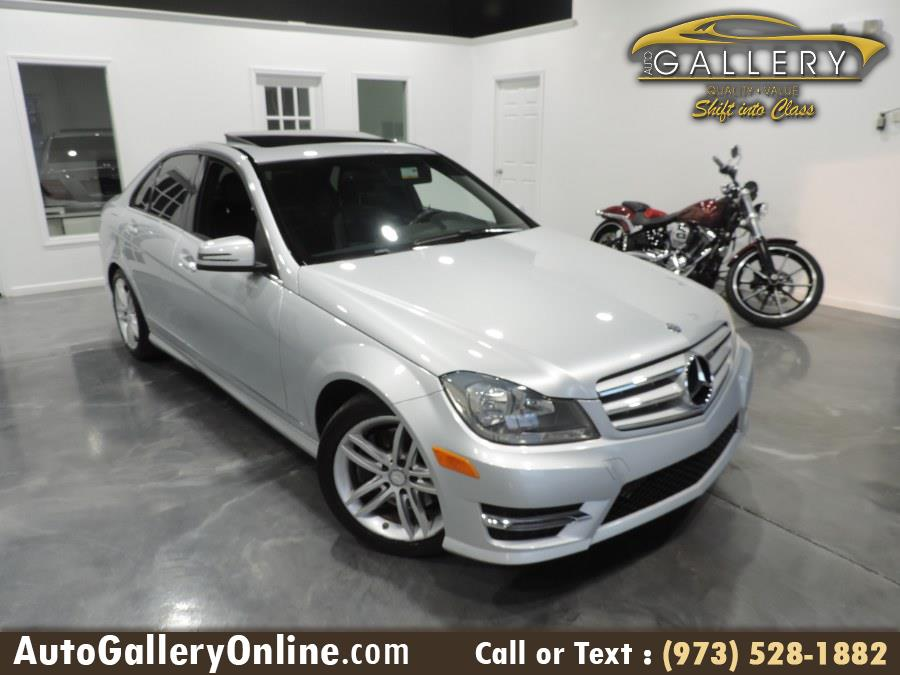 Used Mercedes-Benz C-Class 4dr Sdn C300 Sport 4MATIC 2013 | Auto Gallery. Lodi, New Jersey