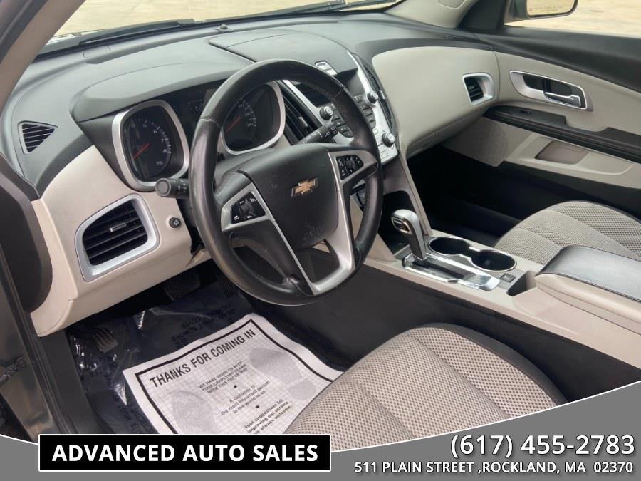 Used Chevrolet Equinox AWD 4dr LT w/1LT 2011 | Advanced Auto Sales. Rockland, Massachusetts