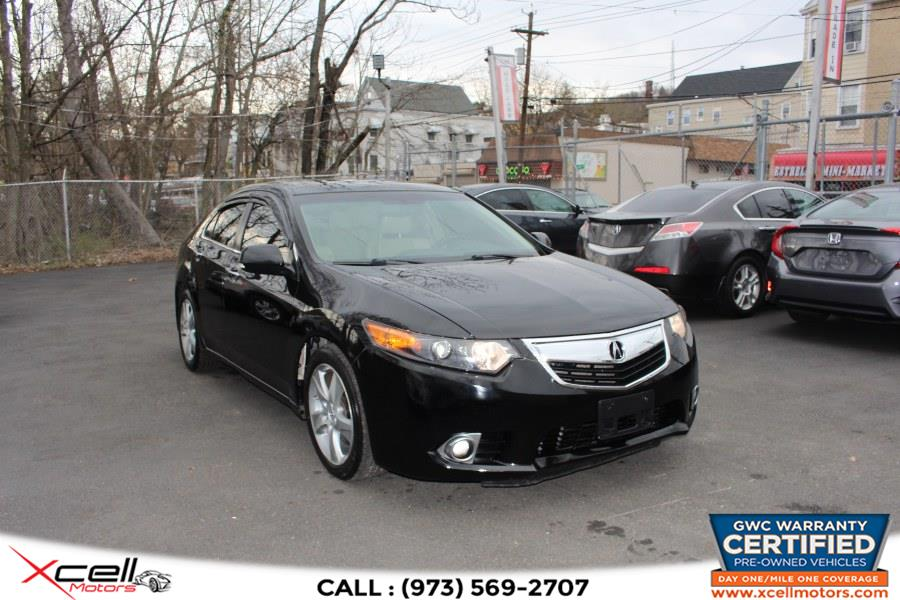 Used 2012 Acura TSX in Paterson, New Jersey | Xcell Motors LLC. Paterson, New Jersey