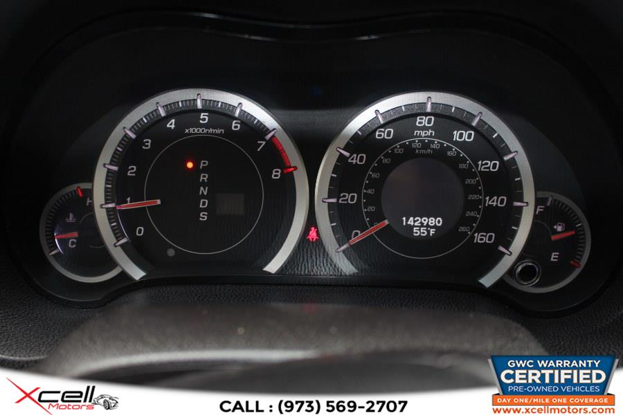 Used Acura TSX 4dr Sdn I4 Auto 2012   Xcell Motors LLC. Paterson, New Jersey
