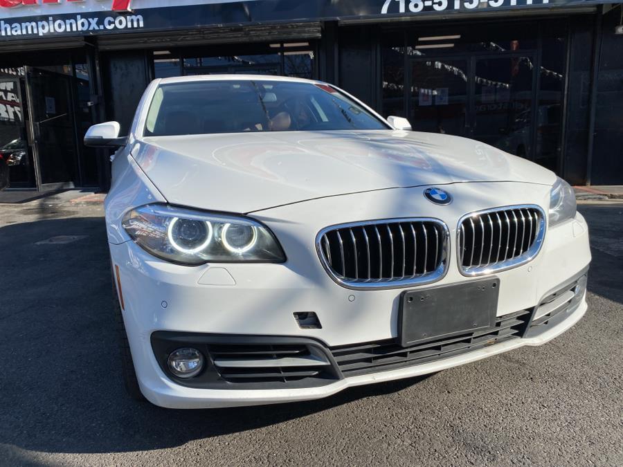 Used BMW 5 Series 4dr Sdn 535i xDrive AWD 2015 | Champion Auto Sales Of The Bronx. Bronx, New York