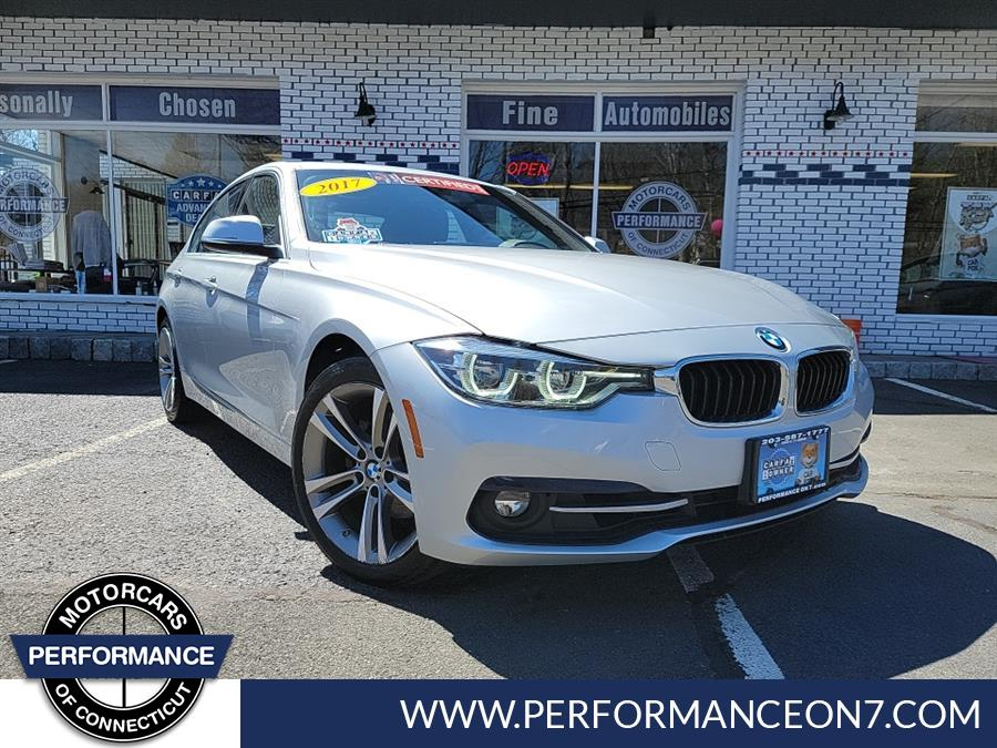 Used 2018 BMW 3 Series in Wilton, Connecticut | Performance Motor Cars. Wilton, Connecticut