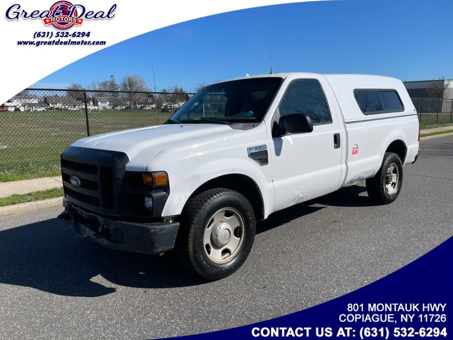 Used 2008 Ford Super Duty F-350 SRW in Copiague, New York | Great Deal Motors. Copiague, New York