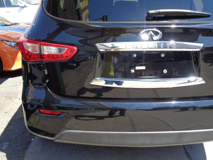 Used INFINITI JX35 AWD Premium W/Rear Entertainment 2013 | Top Speed Motors LLC. Jamaica, New York