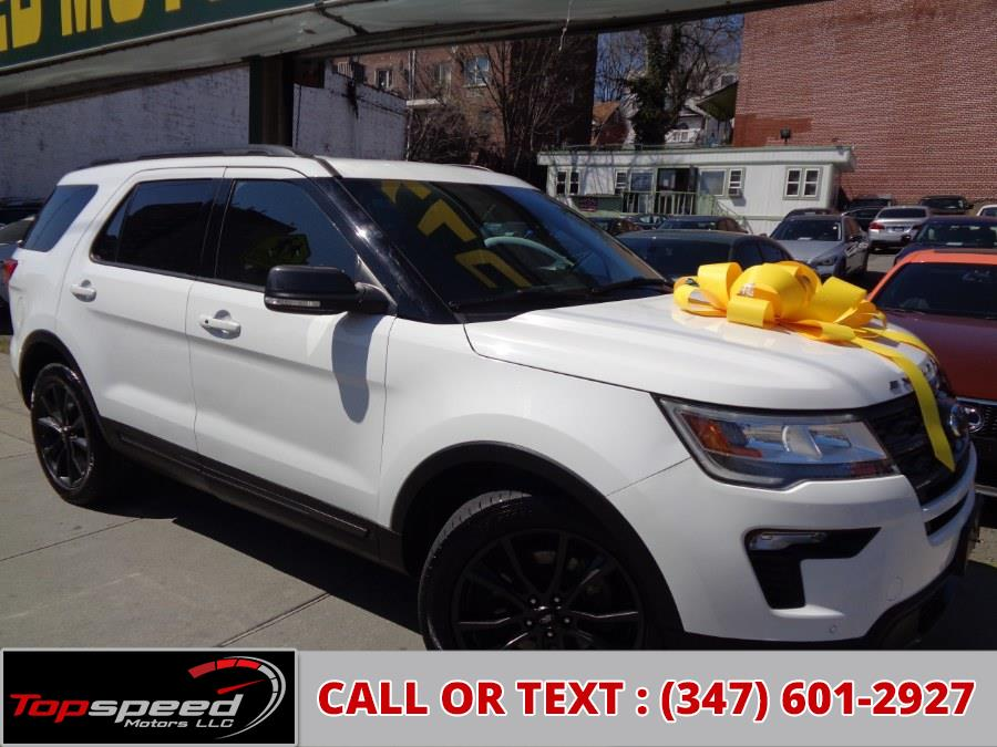 Used 2018 Ford Explorer in Jamaica, New York | Top Speed Motors LLC. Jamaica, New York