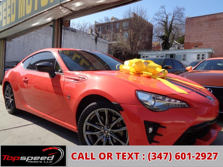Used Toyota 86 Manual Special Edition 2017 | Top Speed Motors LLC. Jamaica, New York