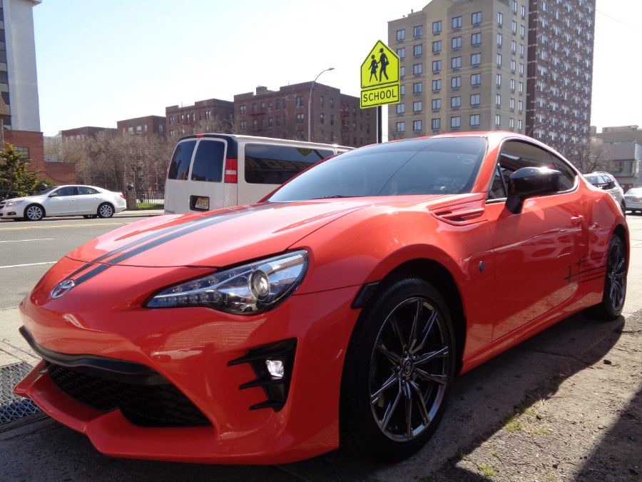 Used Toyota 86 Manual Special Edition 2017   Top Speed Motors LLC. Jamaica, New York