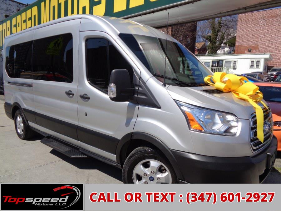 Used 2019 FORD TRANSIT in Jamaica, New York | Top Speed Motors LLC. Jamaica, New York