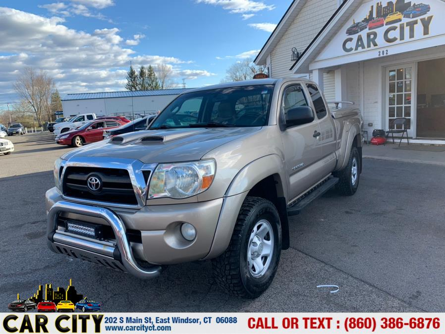 Used Toyota Tacoma 4WD Access V6 AT 2008 | Car City LLC. East Windsor, Connecticut