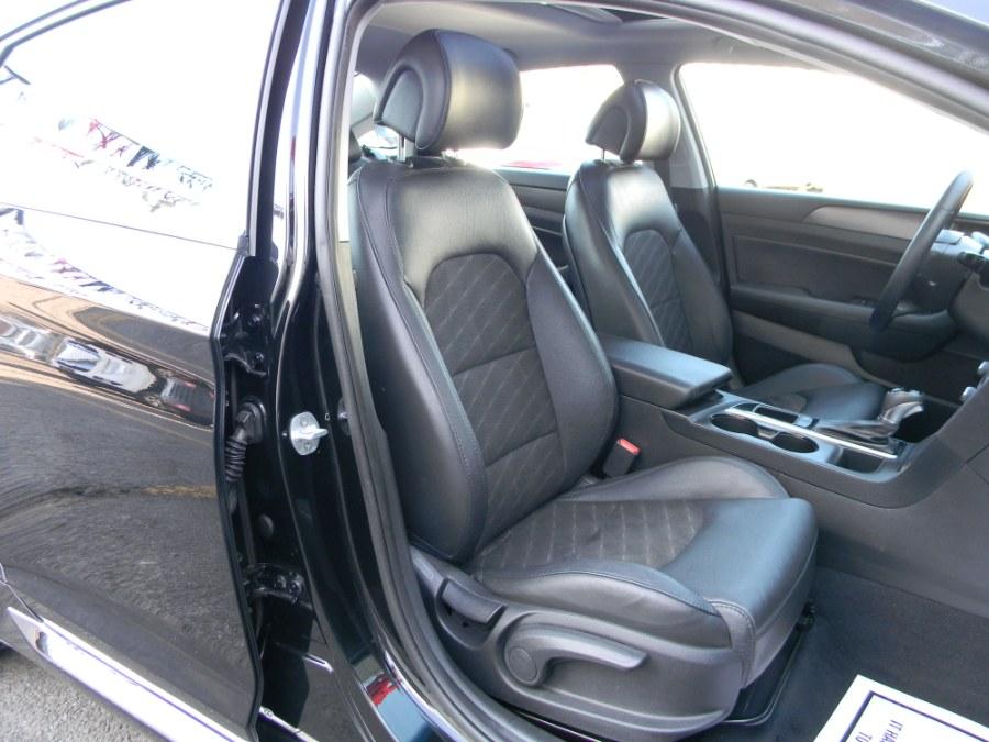 Used Hyundai Sonata Sport 2.4L PZEV 2017 | DZ Automall. Paterson, New Jersey