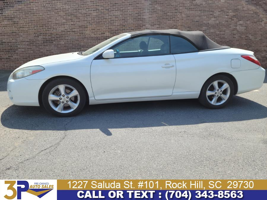 Used 2008 Toyota Camry Solara in Rock Hill, South Carolina | 3 Points Auto Sales. Rock Hill, South Carolina