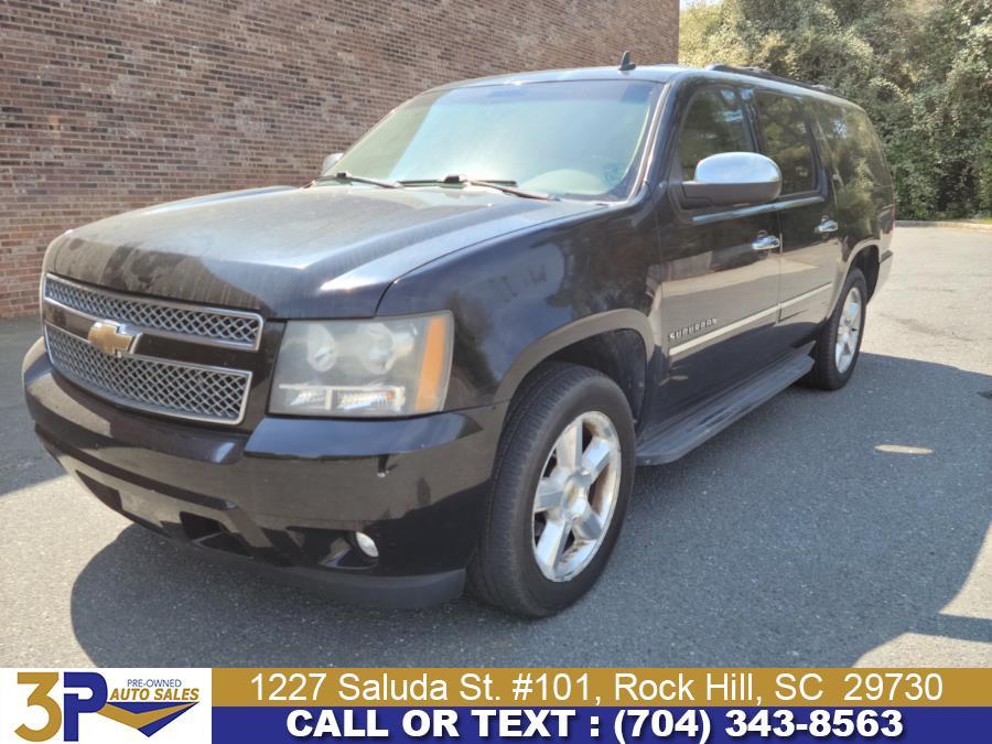Used Chevrolet Suburban 2WD 4dr 1500 LTZ 2011   3 Points Auto Sales. Rock Hill, South Carolina
