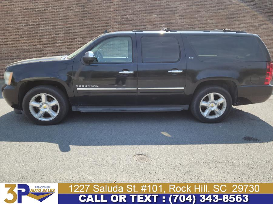Used Chevrolet Suburban 2WD 4dr 1500 LTZ 2011 | 3 Points Auto Sales. Rock Hill, South Carolina