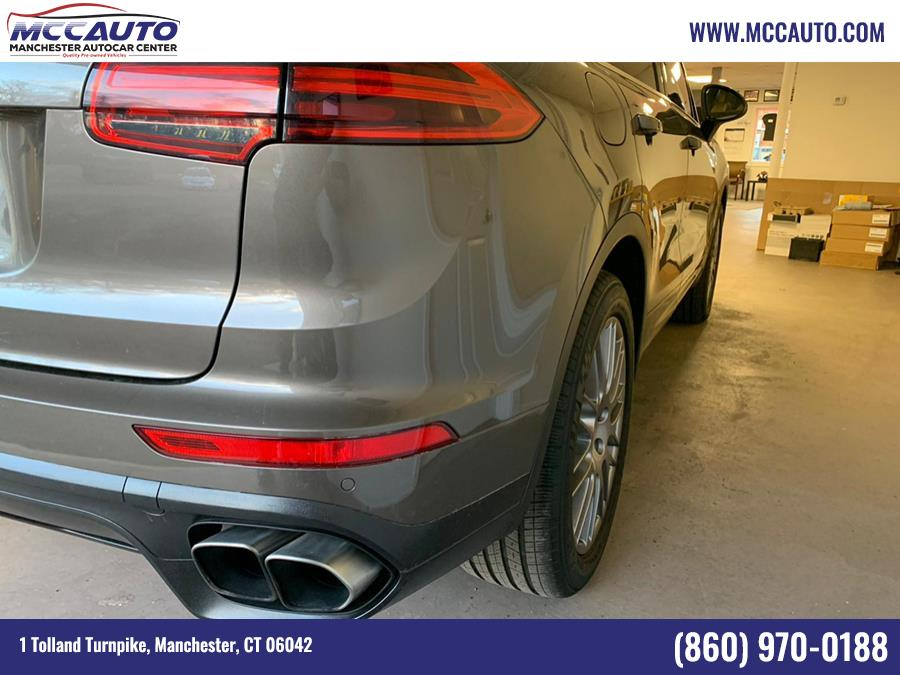 Used Porsche Cayenne AWD 4dr Turbo 2015 | Manchester Autocar Center. Manchester, Connecticut