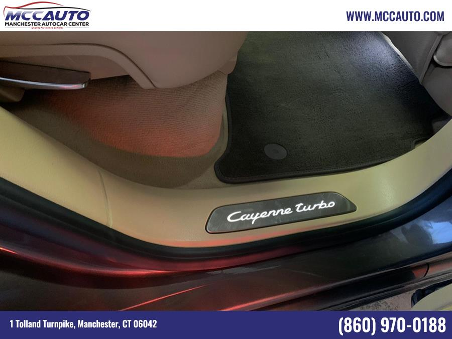 Used Porsche Cayenne AWD 4dr Turbo 2015   Manchester Autocar Center. Manchester, Connecticut