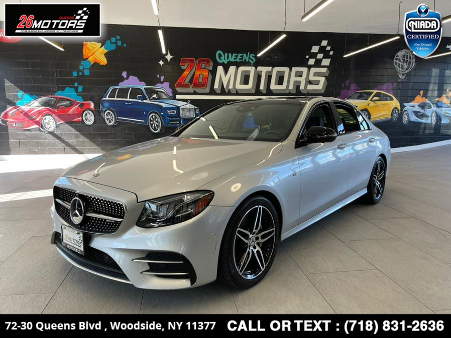 Used 2018 Mercedes-Benz E-Class in Woodside, New York | 26 Motors Queens. Woodside, New York
