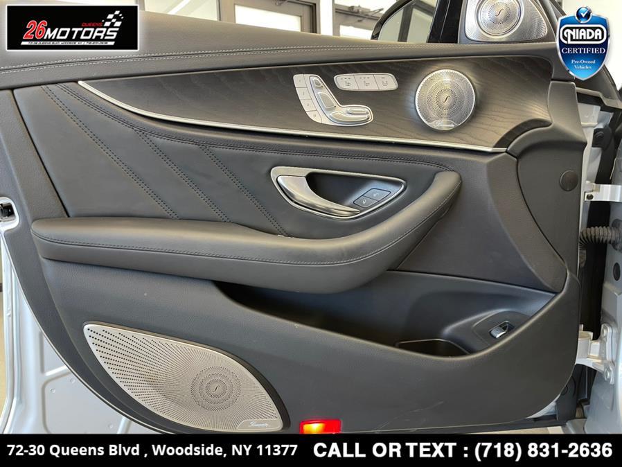 Used Mercedes-Benz E-Class AMG E 43 4MATIC Sedan 2018   26 Motors Queens. Woodside, New York