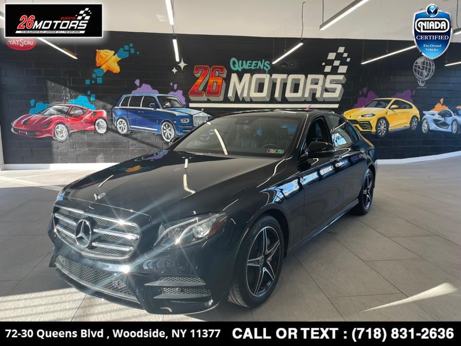 Used 2018 Mercedes-Benz E-Class in Woodside, New York | 26 Motors Queens. Woodside, New York