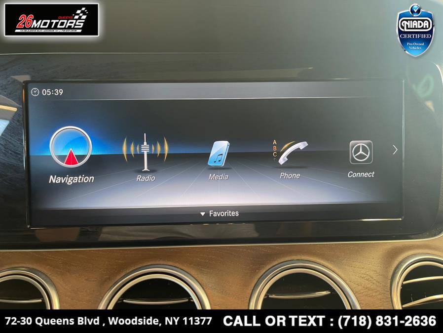 Used Mercedes-Benz E-Class E 300 4MATIC Sedan 2018 | 26 Motors Queens. Woodside, New York