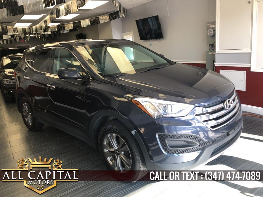 Used 2016 Hyundai Santa Fe Sport in Brooklyn, New York | All Capital Motors. Brooklyn, New York