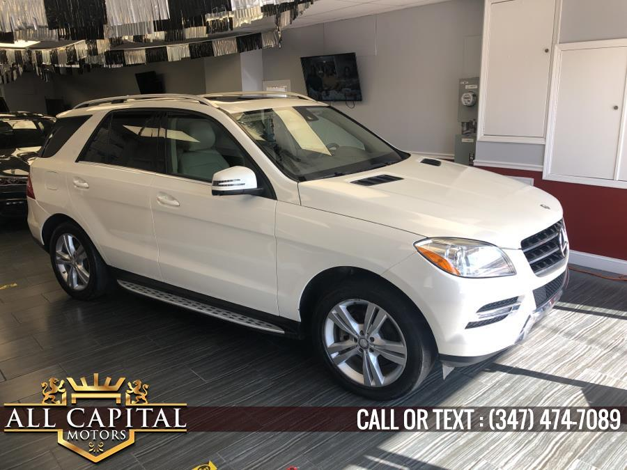 Used 2013 Mercedes-Benz M-Class in Brooklyn, New York | All Capital Motors. Brooklyn, New York