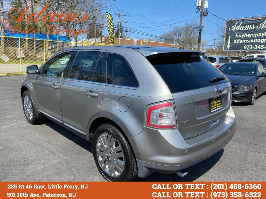 Used Ford Edge 4dr Limited AWD 2008 | Adams Auto Group . Little Ferry , New Jersey