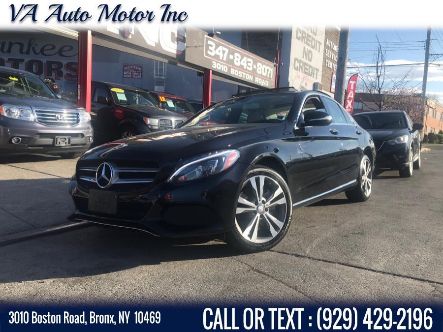Used 2015 Mercedes-Benz C-Class in Bronx, New York | VA Auto Motor Inc. Bronx, New York
