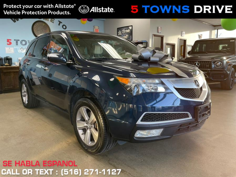 Used Acura MDX AWD 4dr Tech Pkg 2013 | 5 Towns Drive. Inwood, New York