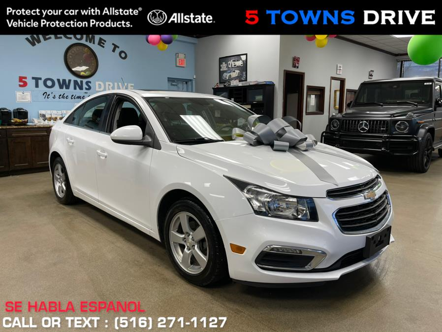 Used Chevrolet Cruze Limited 4dr Sdn Auto LT w/1LT 2016 | 5 Towns Drive. Inwood, New York