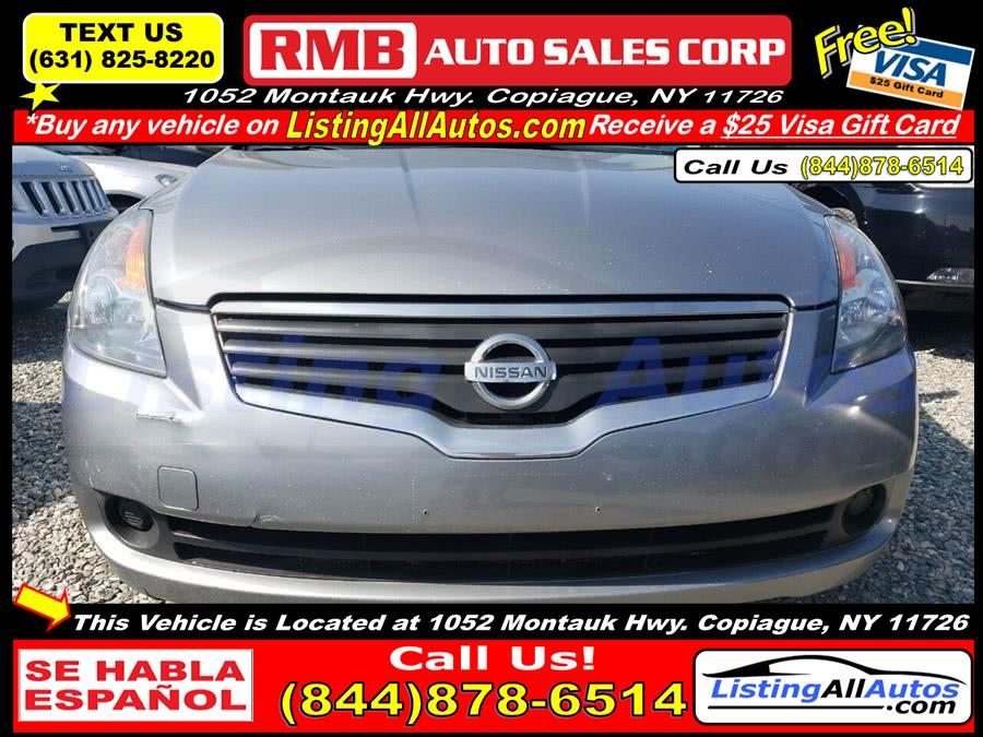 Used 2008 Nissan Altima in Patchogue, New York | www.ListingAllAutos.com. Patchogue, New York