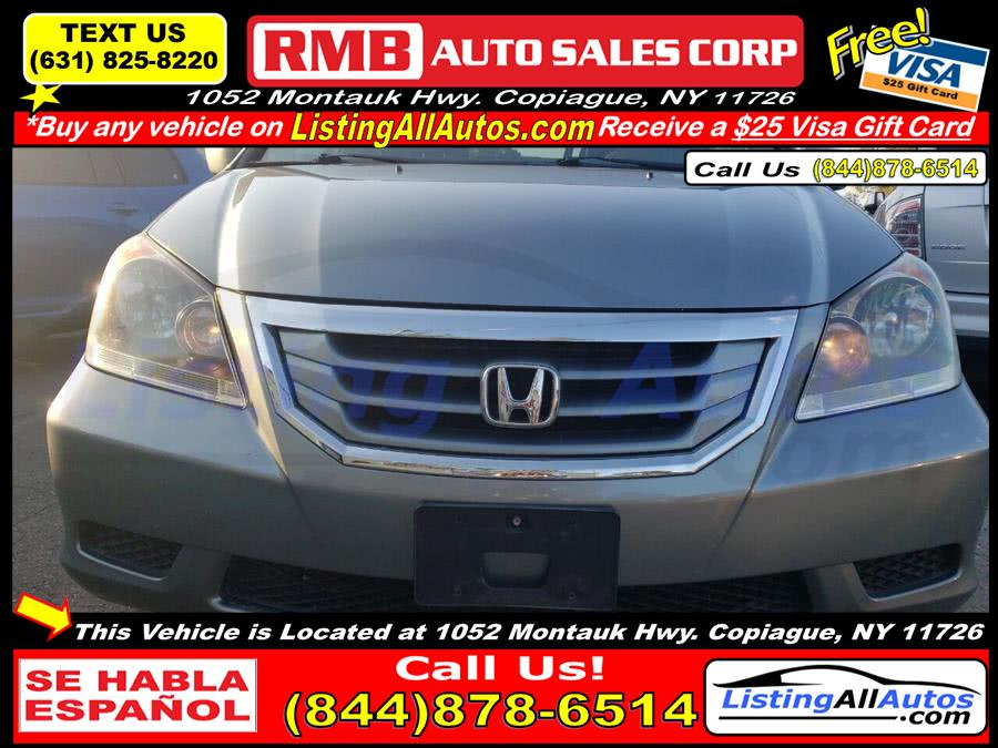Used Honda Odyssey EX L 4dr Mini Van 2010 | www.ListingAllAutos.com. Patchogue, New York
