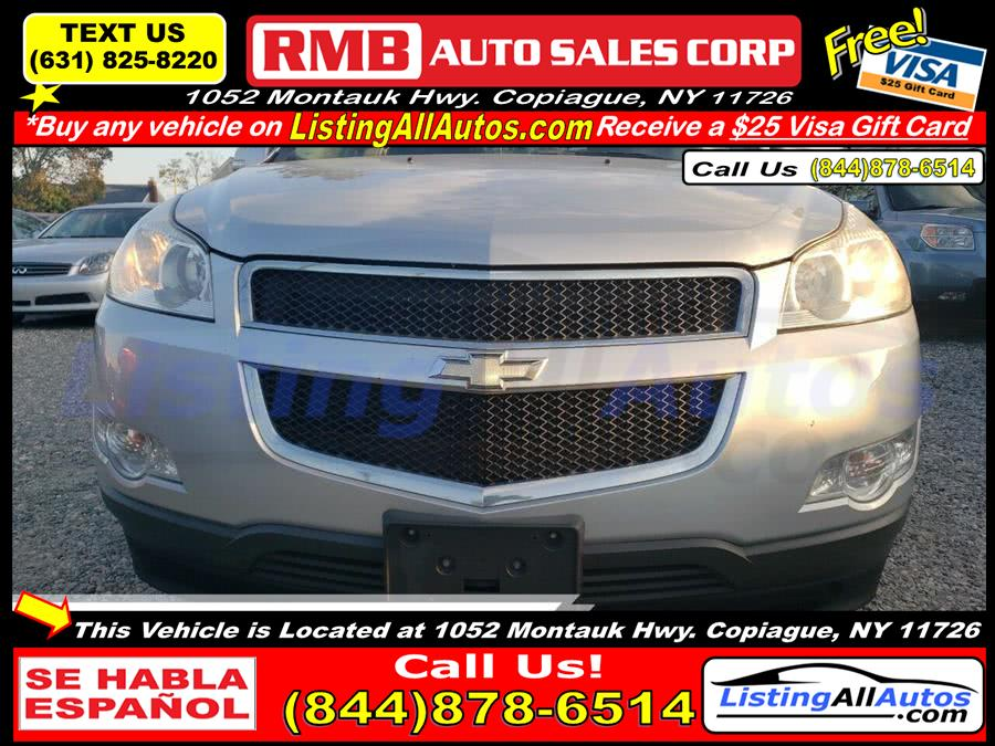 Used 2010 Chevrolet Traverse in Patchogue, New York | www.ListingAllAutos.com. Patchogue, New York