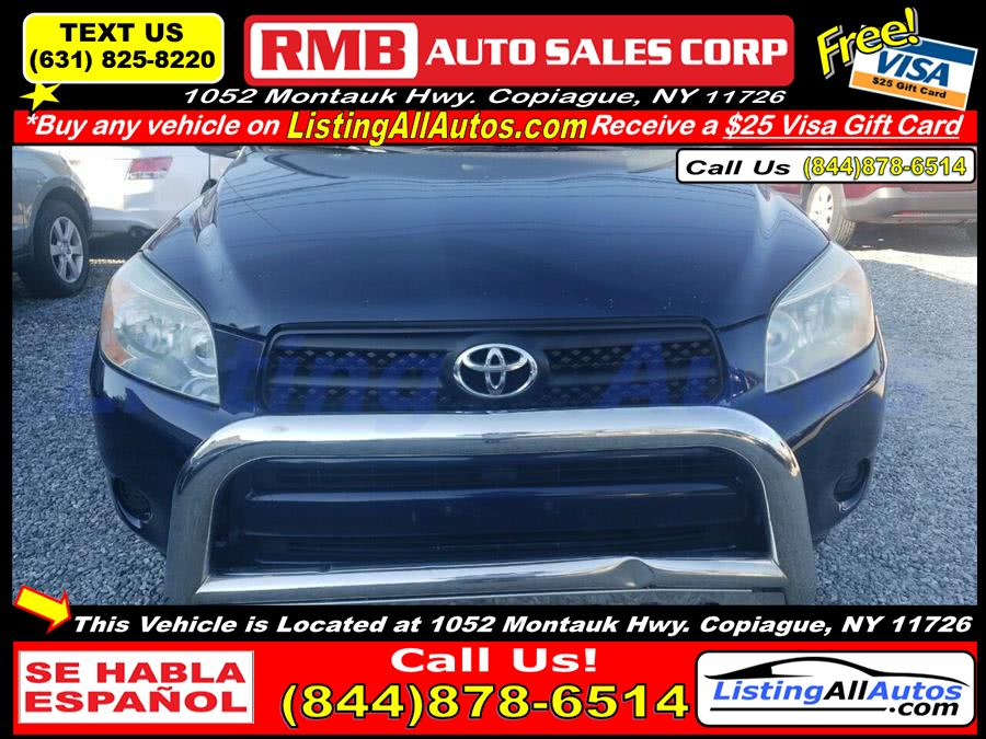 Used Toyota Rav4 Base 4dr SUV 4WD 2006 | www.ListingAllAutos.com. Patchogue, New York