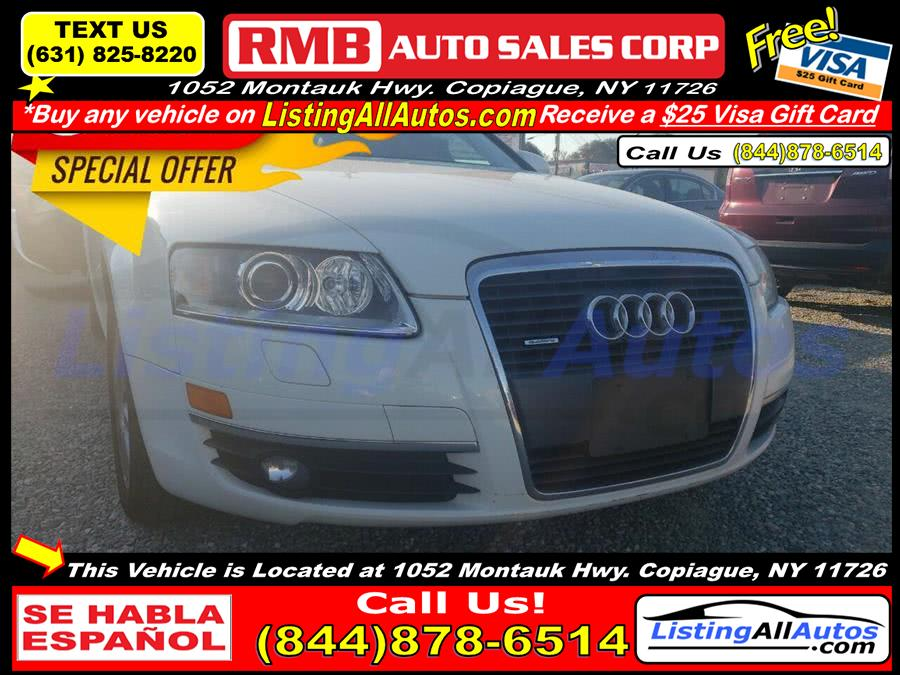 Used 2005 Audi A6 in Patchogue, New York | www.ListingAllAutos.com. Patchogue, New York