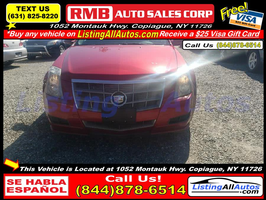 Used 2011 Cadillac Cts in Patchogue, New York | www.ListingAllAutos.com. Patchogue, New York